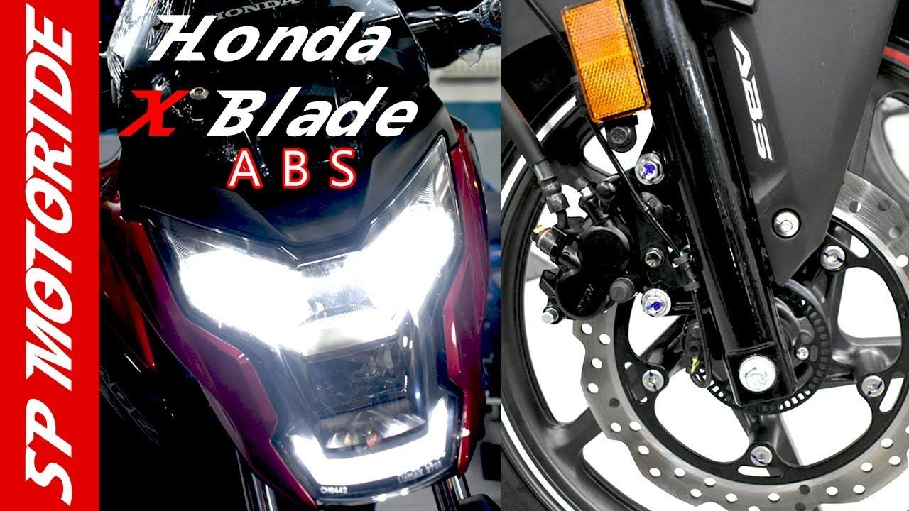 Honda X Blade Abs 2019 Version Detail Review Price New