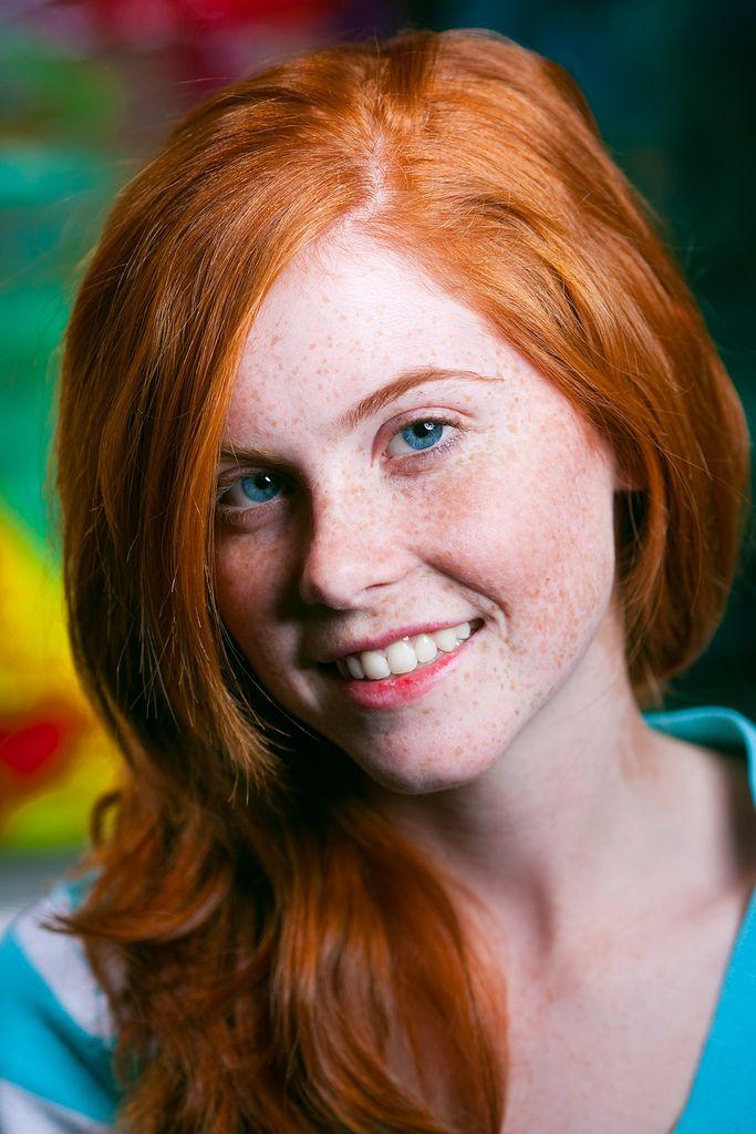 videos Fancy redhead