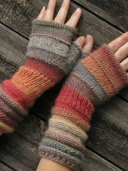Photo of Color Casual Gloves & Mittens | ACC | Aws.anniecloth Color A…