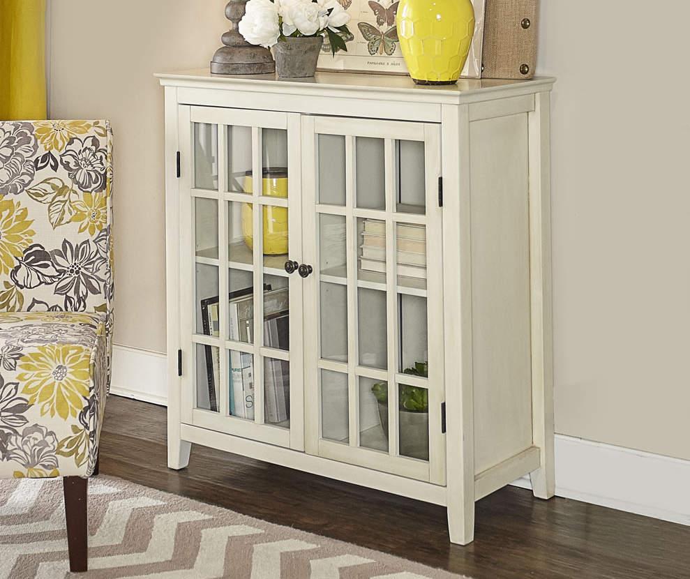 Preston White Vintage 2 Door Cabinet Big Lots In 2020 Mediterranean Home Decor Furniture Home Decor
