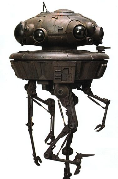 Viper probe droid | Star Wars Empire | Star wars droids, Star wars