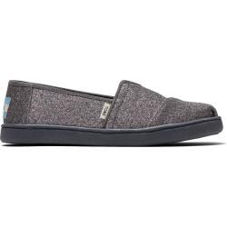 Photo of Toms Shoes Gray Glitter Classics For Kids – Size 30 TomsToms