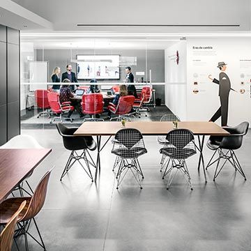 herman miller mexico city living office interior design pinterest herman miller espacios. Black Bedroom Furniture Sets. Home Design Ideas