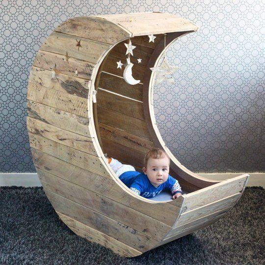 Best Build Your Own Beautiful Moon Cradle Wooden Pallet 400 x 300