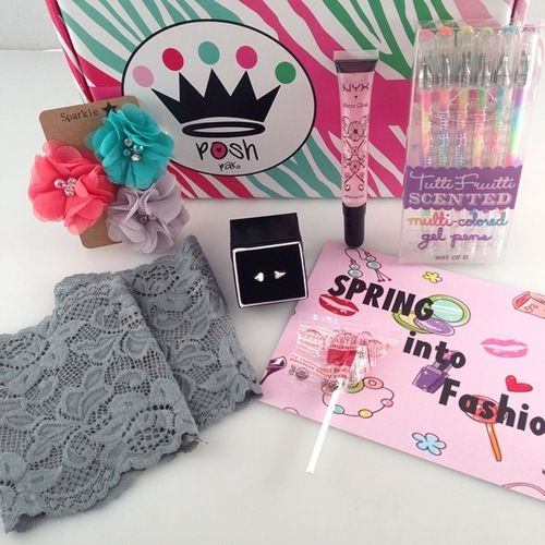 J 14 Subscription Boxes For Girls Subscription Boxes Subscription Box