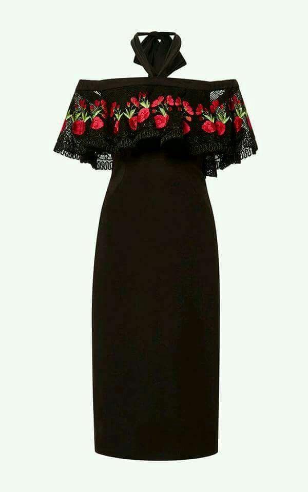 Pin by Elizabeth Snyder on fashion | Vestidos mexicanos ...