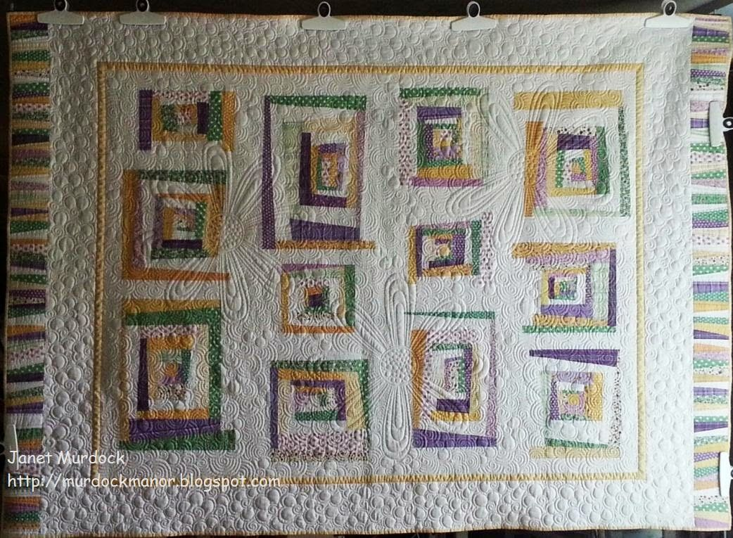 Murdock Manor: Rylie's quilt