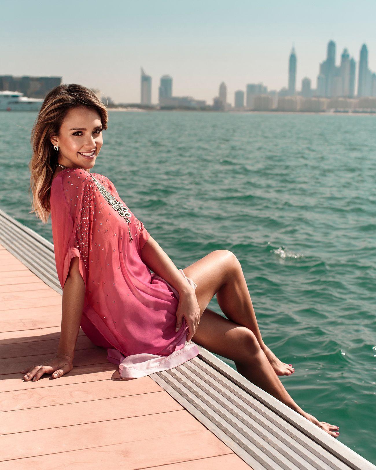 7ffa237eba3f Jessica Alba Photoshoot for Braun 2015