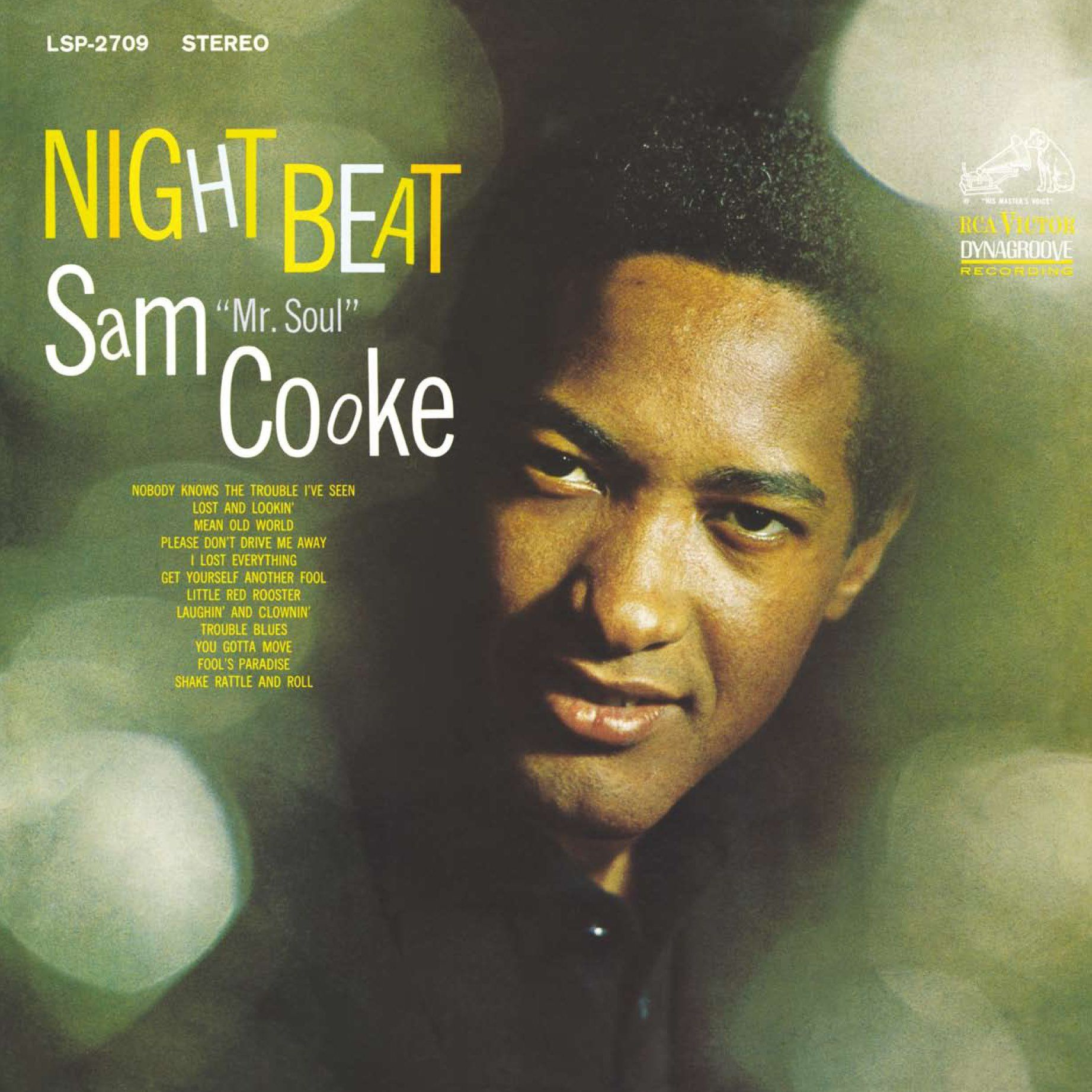 Sam Cooke Night Beat [1843 x 1843] Sam cooke, Soul