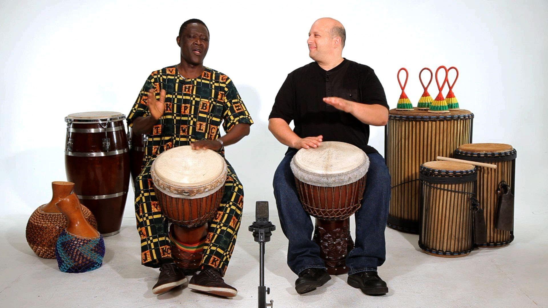 Beginner Djembe Drum Solos