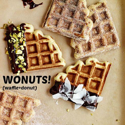 Meet your new favorite hybrid breakfast creation.