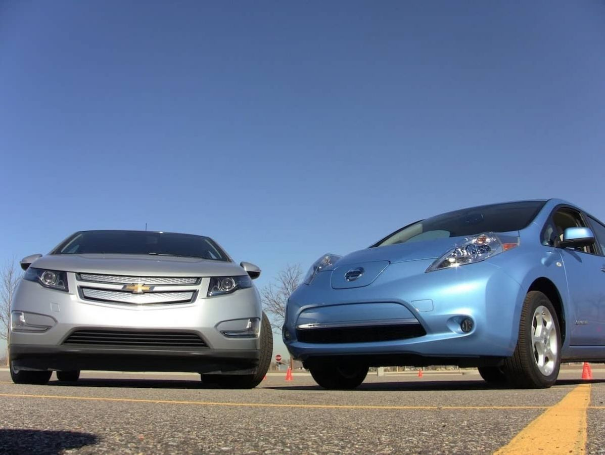 Chevy Volt S Liquid Cooled Battery Vs Nissan Leaf S Air Cooled