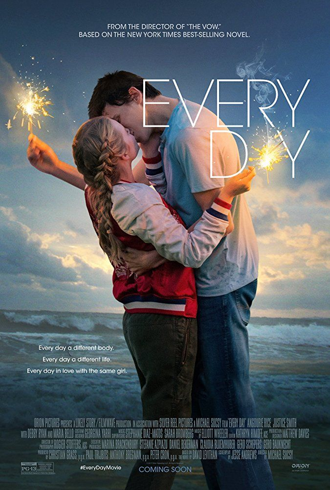 Every Day (2018) Watch Online Free On SolarMovie #SeeHd #TvSeries ...