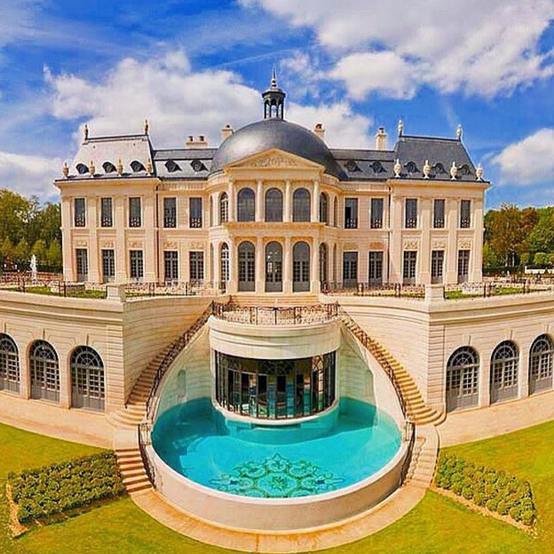 Pin by christopher kross on goals dream homes mansions for French luxury