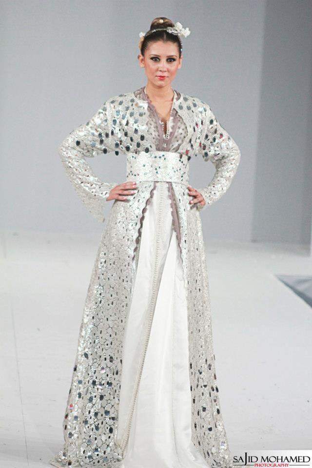Moroccan wedding dress bridal collection bride bridal for White kaftan wedding dress
