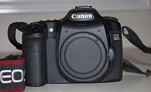 Canon Eos 40d 10 1mp Digital Slr Came