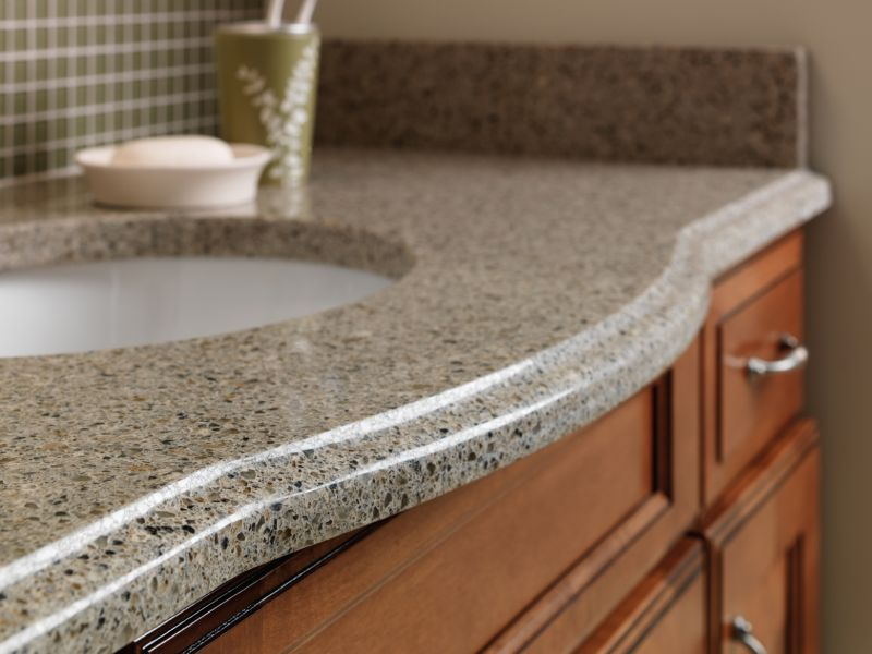 kitchen white source quality top acrylic for countertops counter natural modified stone quartz countertop showroom