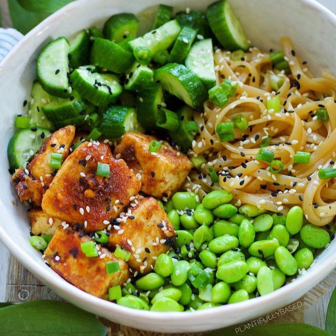 plant based diet tofu recipes
