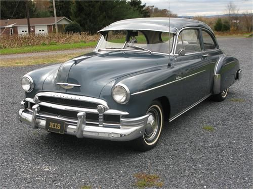 1950 Chevy Deluxe In Great Condition Gettysburg Pa Classic Cars Trucks Classic Cars Muscle Chevy