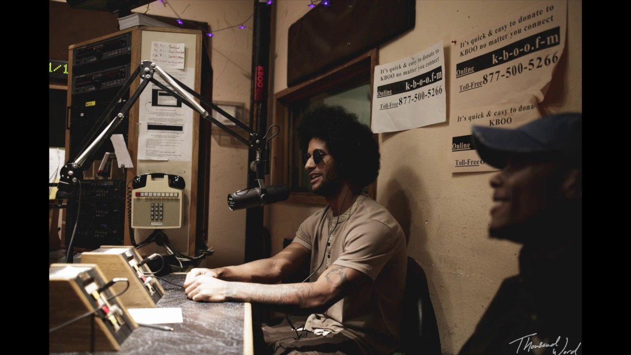Mic Mar Live on 107.1FM  KBOO Radio