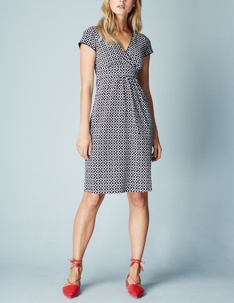 14b4961a81a0 Casual Jersey Dress WH980 Day at Boden