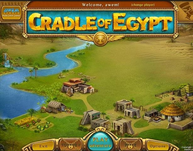 cradle of egypt game free download