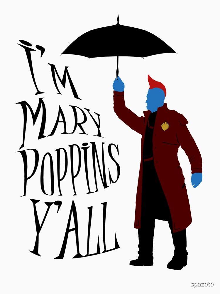 Yandu Poppins T Shirt By Spazoto Aff Sponsored Poppins Yandu