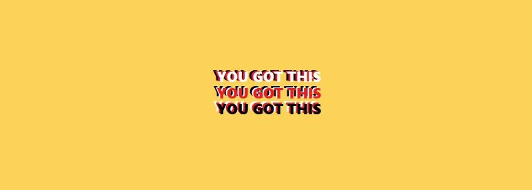 yellow red black aesthetic quote header twitter header quotes