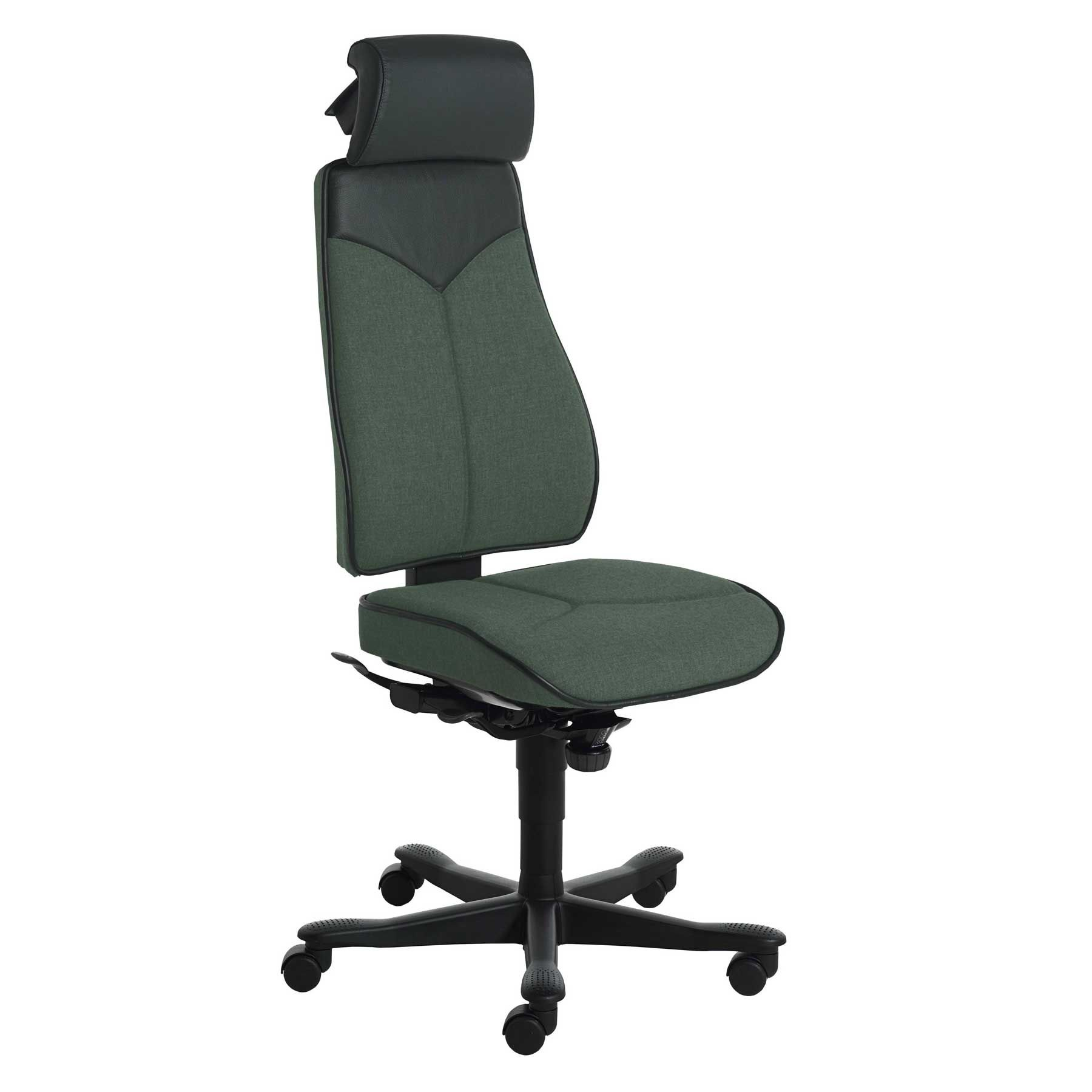 Awesome Armless Tall And Big Office Chair With Neck Pillow Office Creativecarmelina Interior Chair Design Creativecarmelinacom