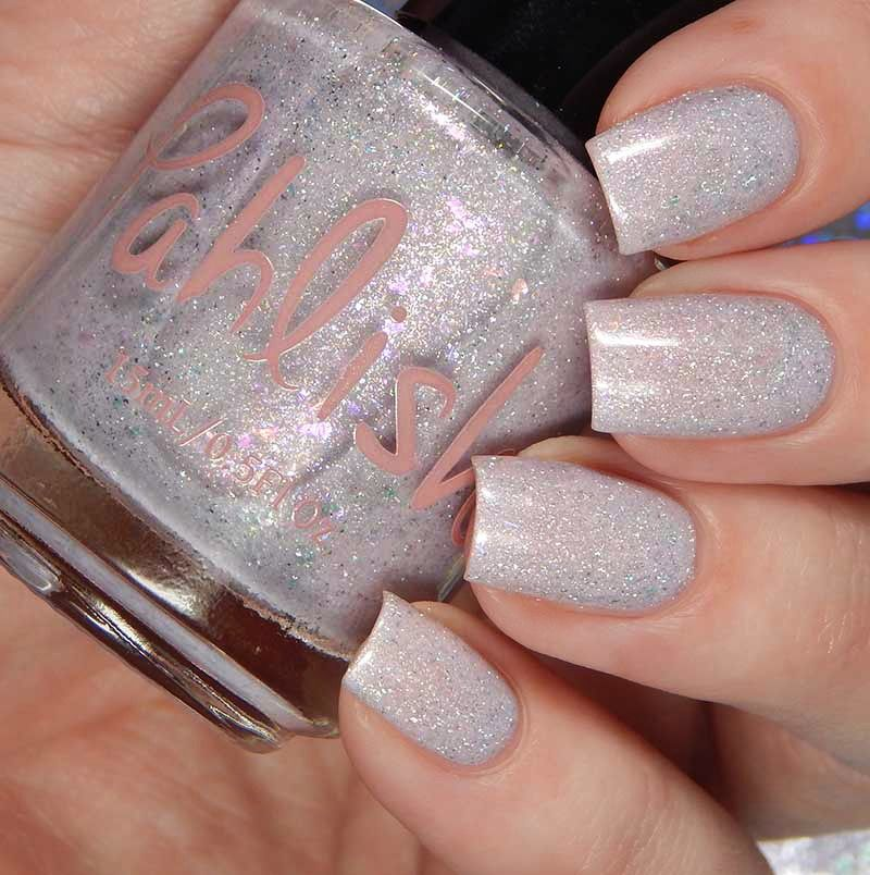 Pahlish January 2018 Hella Holo Customs Exclusives Swatches   Swatch ...