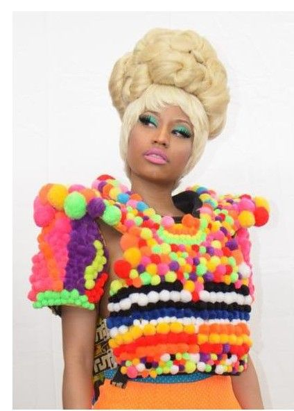 Los looks más locos de Nickie Minaj Nicki Minaj Pinterest - nicki minaj halloween ideas