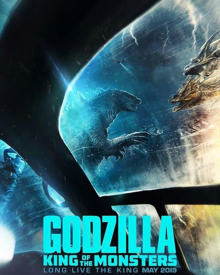 Image May Contain Text That Says Godzilla King The Monster Long Live The King May 2019 Godzilla Godzilla Vs Gigan Kaiju Monsters