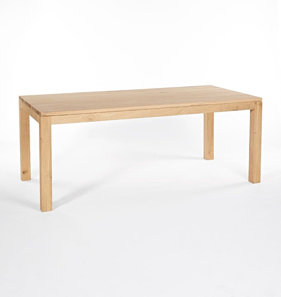 Medium Crosby Table Rejuvenation Wood Dining Table Modern