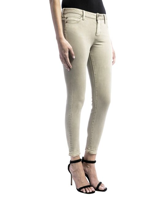 Pure Cashmere Avery Crop Jeans