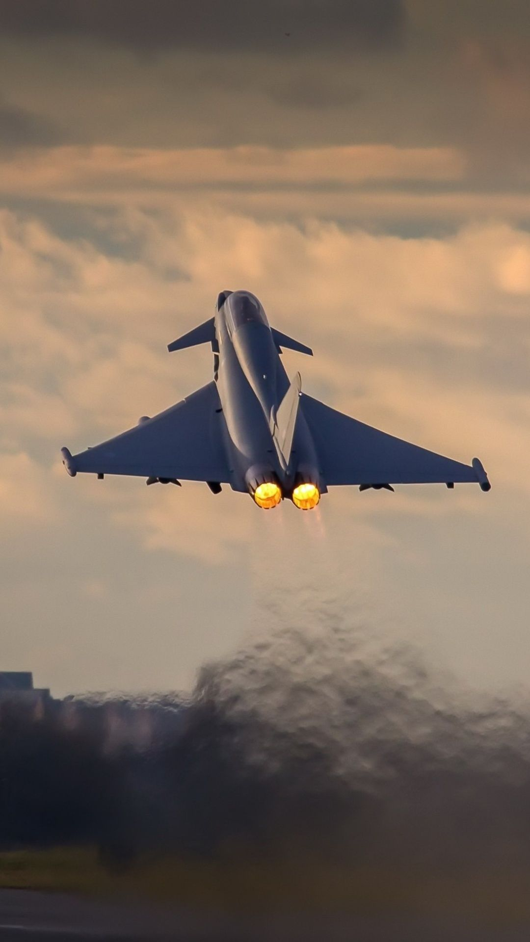 Eurofighter Typhoon Hd Military Aircraft Fighter Jets Aircraft