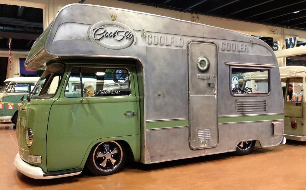 12 of the Coolest Custom VW Campervans Ever Built | Çadır