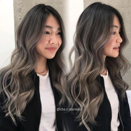 Ig Che R Mariano Http Www Qunel Com Fashion Street Style Beauty Makeup Hair Men Style Womenswear Ash Blonde Hair Colour Hair Color Asian Balayage Hair Ash