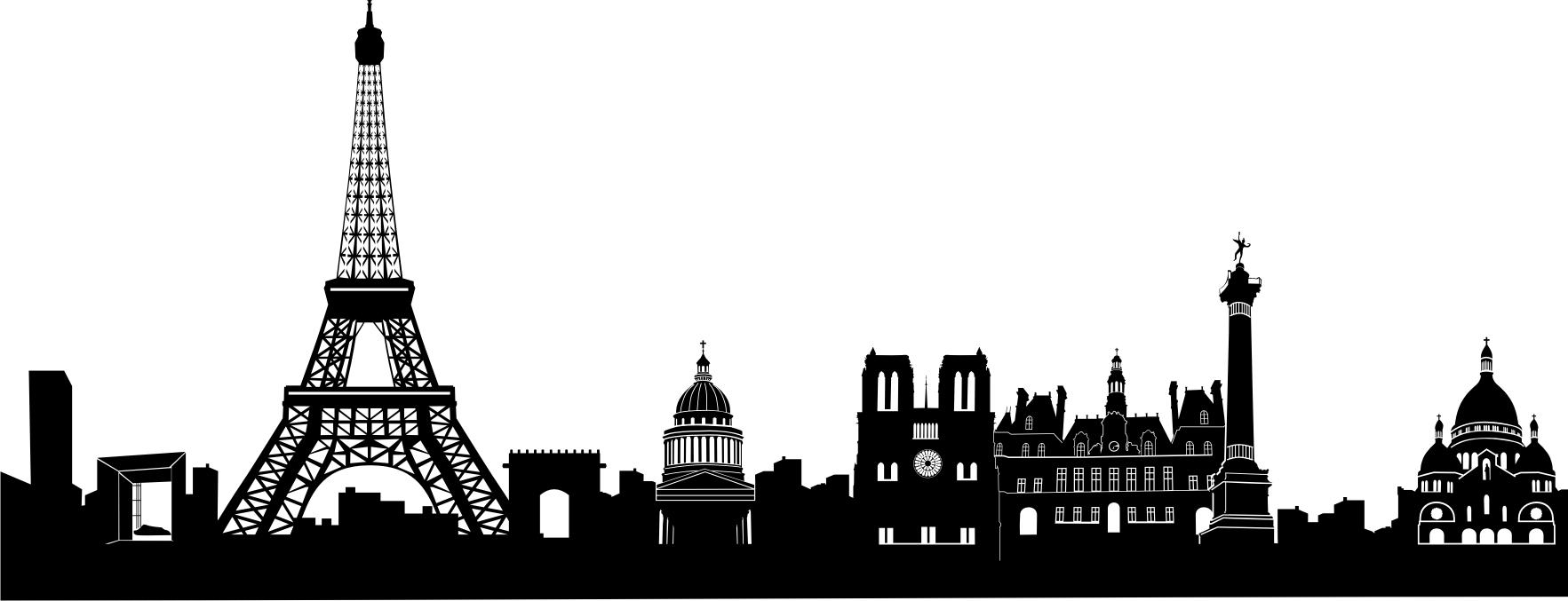 Resultado de imagen de skyline paris