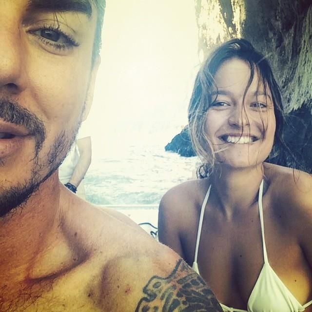 """""""Me and the holmie Chloe."""" - Shannon´s Instagram"""