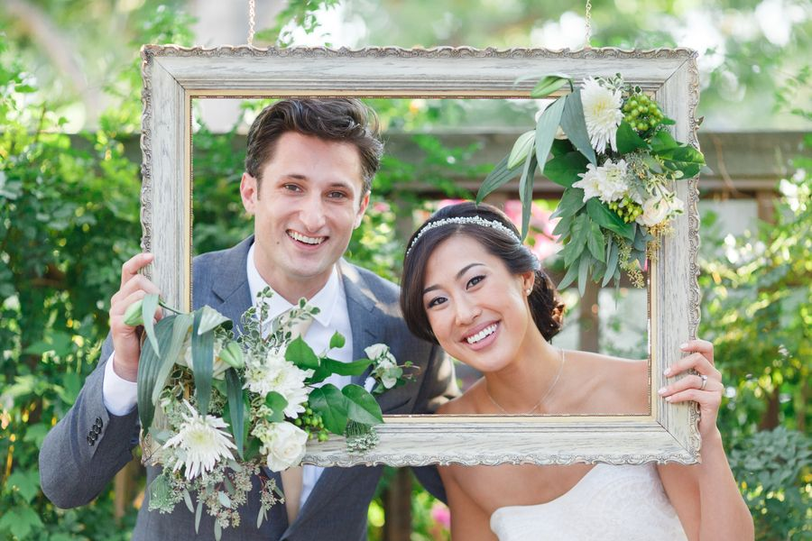 Real Weddings: April & Will | Los Altos History Museum, CA - http://www.diyweddingsmag.com/real-weddings-april-will-los-altos-history-museum-ca/
