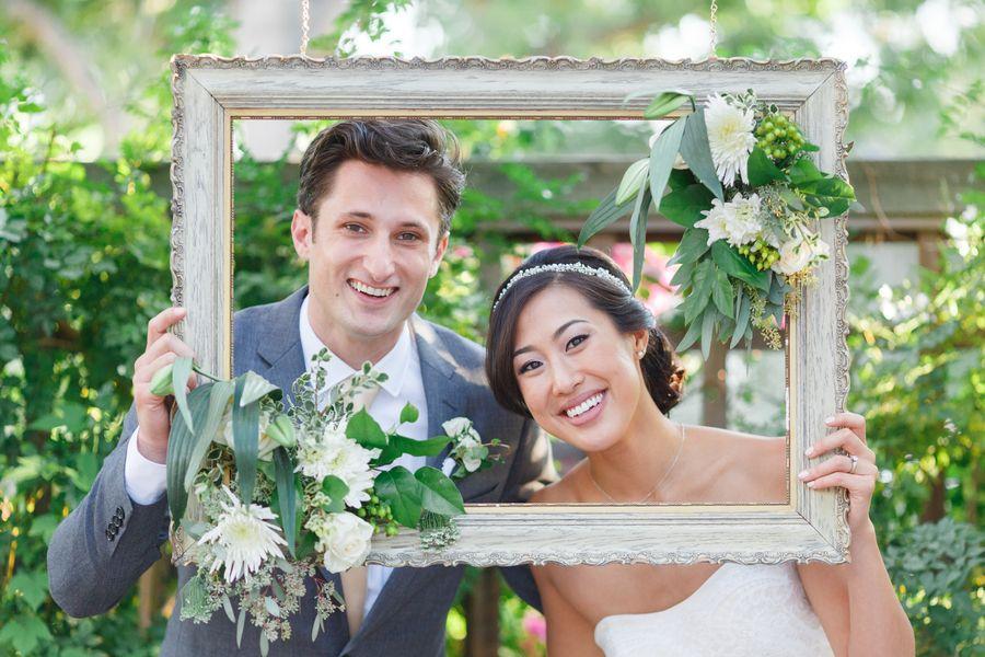 Real Weddings: April & Will | Los Altos History Museum, CA - http://www.diyweddingsmag.com/real-weddings-april-will-los-altos-history-museum-ca/