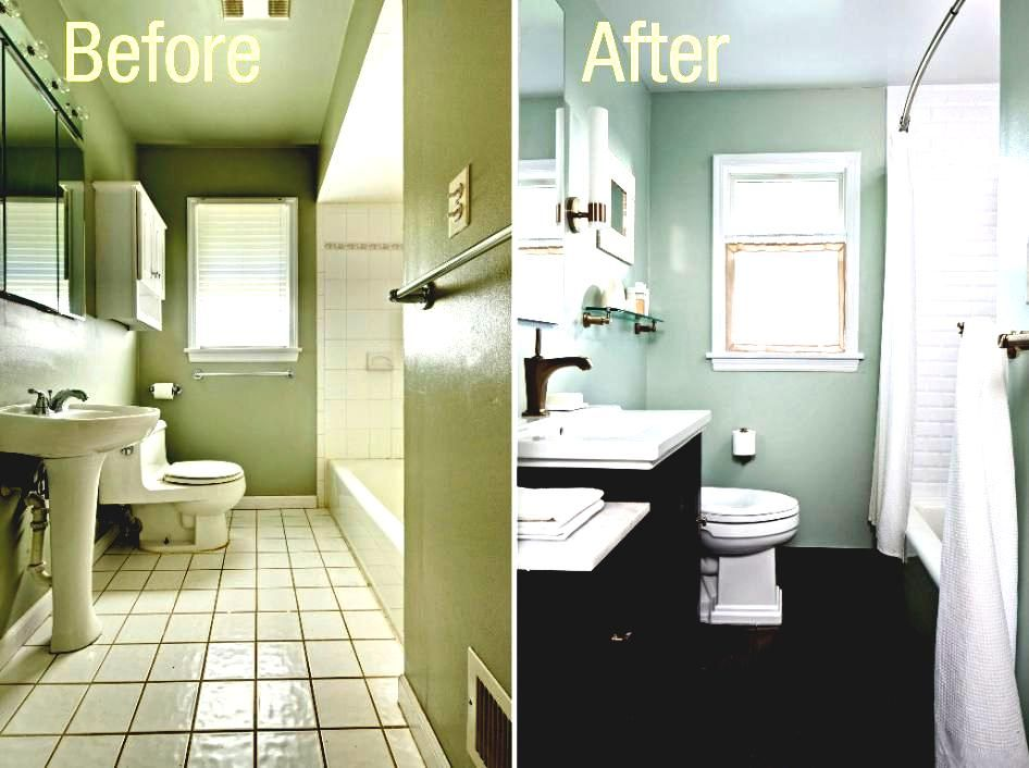 Ideas Affordable Bathroom Remodel Remodeling Diy Budget See How This  Blogger Completely