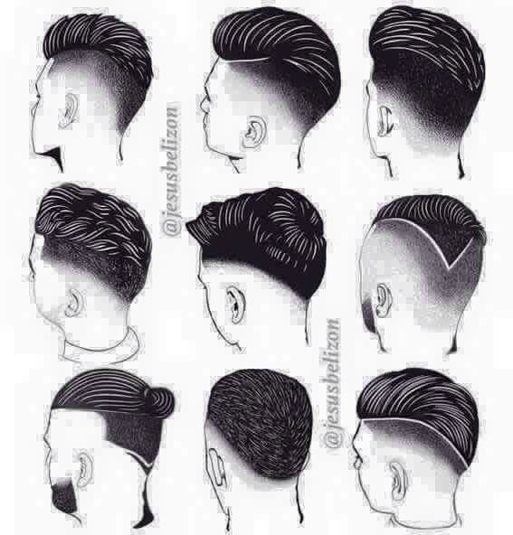 Pin En Men S Hair