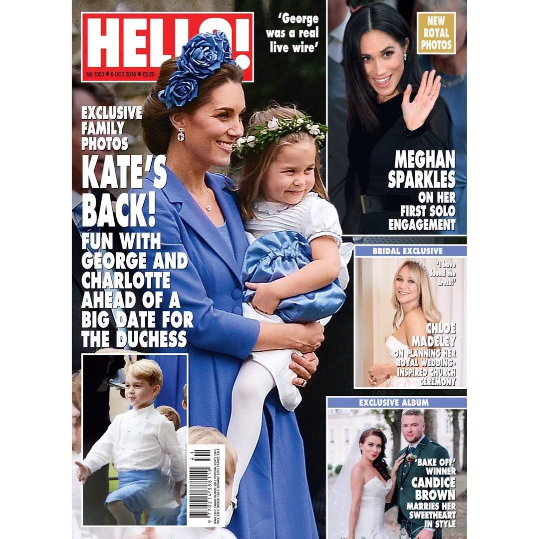 We've got exclusive photos of… Royal family news, Hello