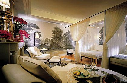 The  Spa at The Four Seasons Hotel George V Paris