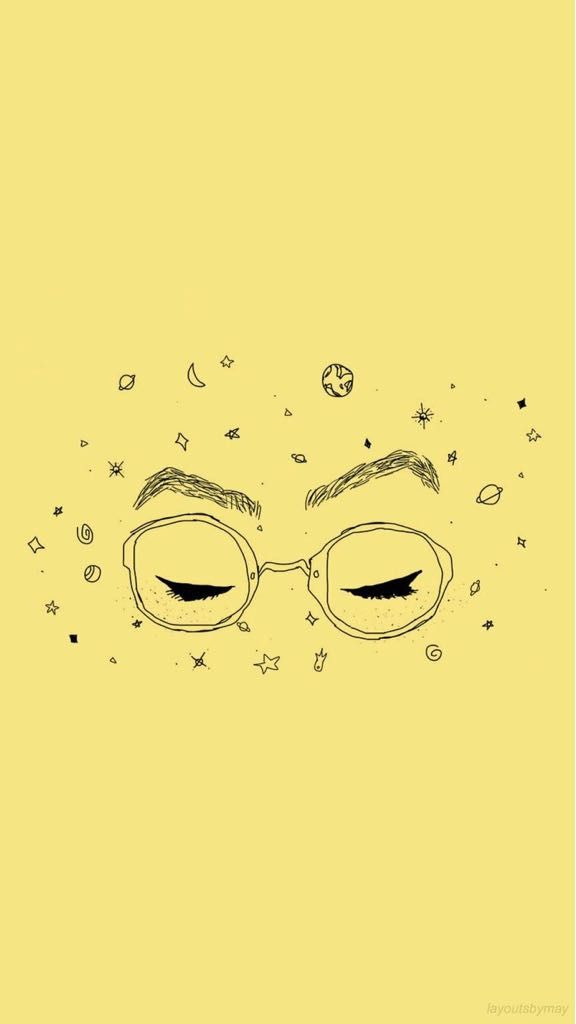 Space Girl Aesthetic Eyebrows Stars Planets Nasa Makeup Glasses