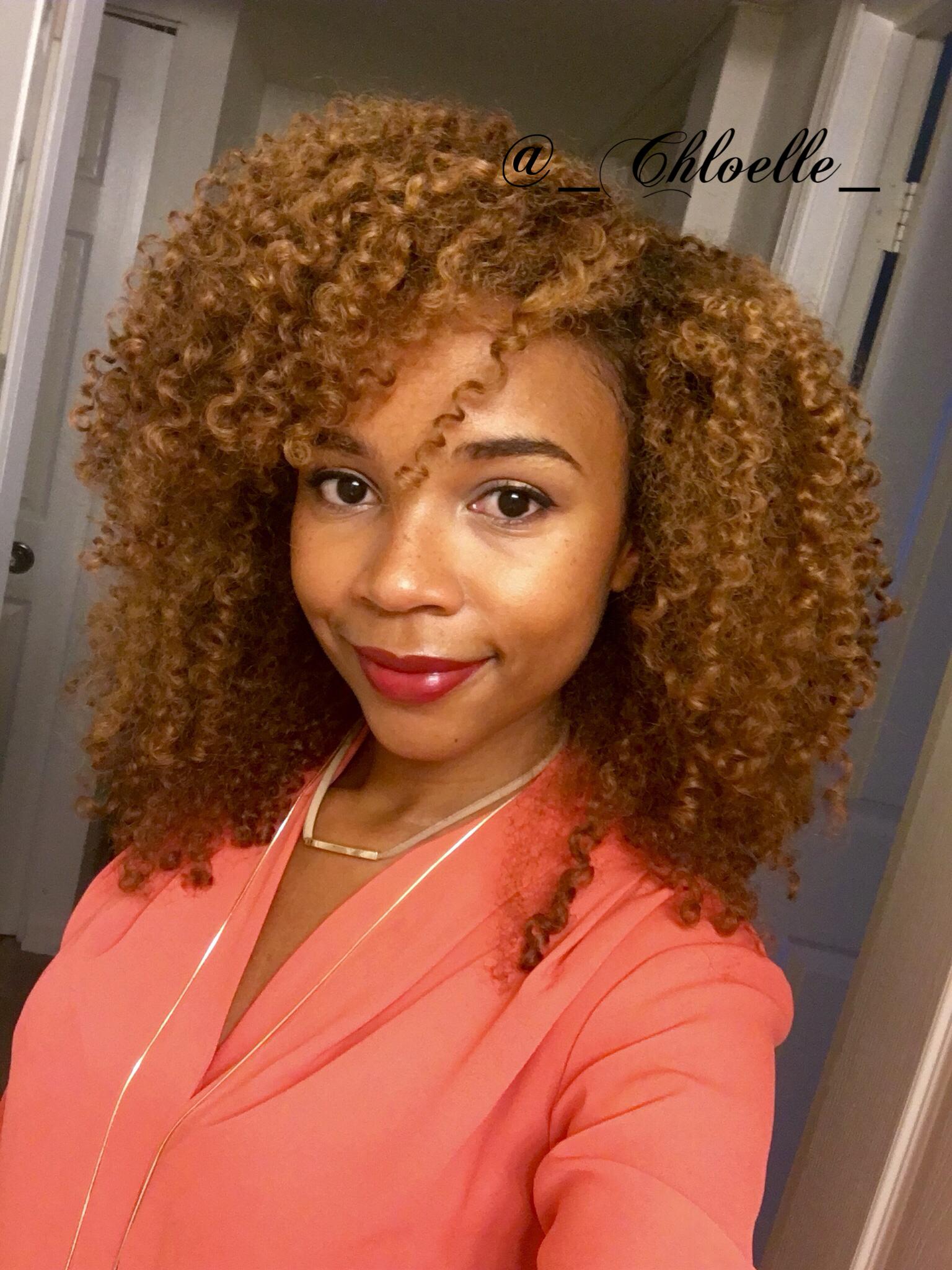 Cool Hair Day Dark N Lovely Honey Blonde In 2019 Honey