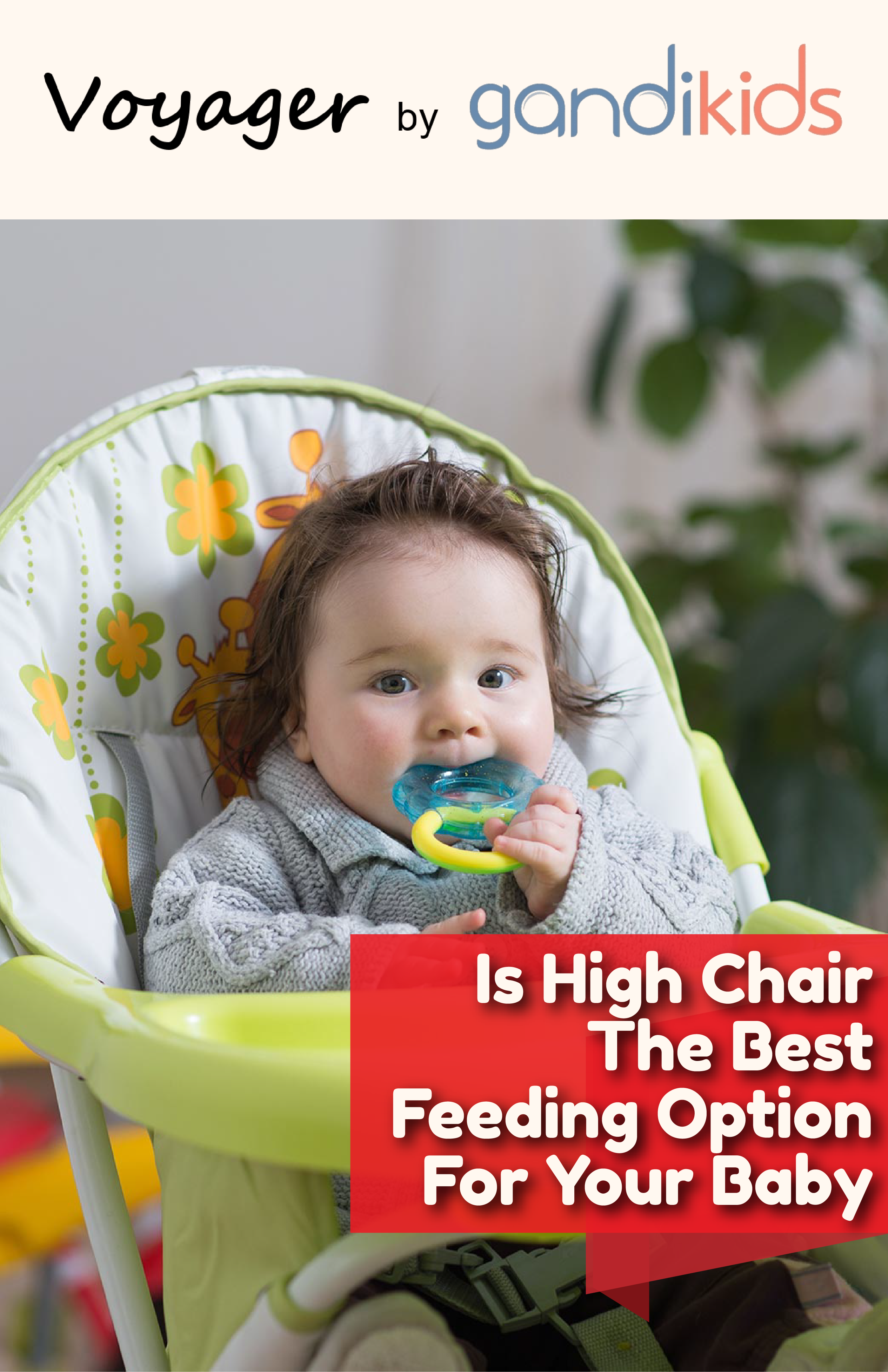 Is High Chair the best feeding option for your baby in