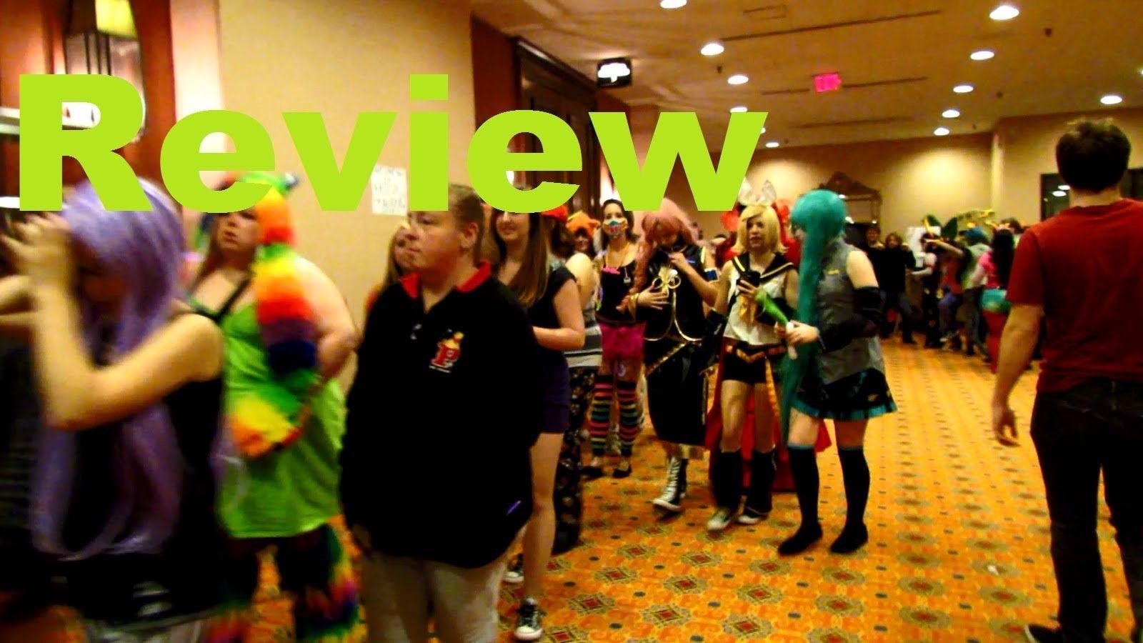 Anime Crossroads 2013 Review Anime, Reviews, Music videos