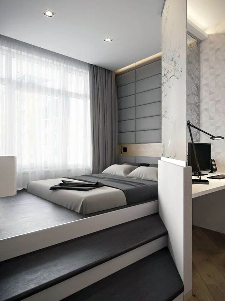 Best 10 Small Bedroom Inspiration That Are Big In Style With Images Remodel Bedroom Modern Bedroom Design Bedroom Interior